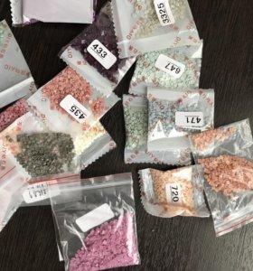 Кристаллы для декорирования ткани