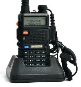 Новые радиостанции Baofeng UV-5R