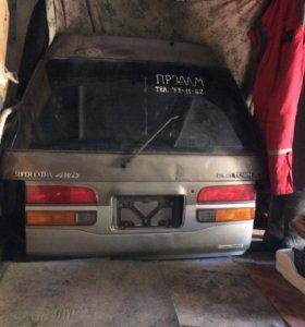 5я дверь Toyota tawn ase