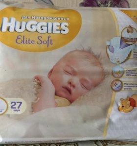 Памперсы Haggis Elit Soft 1