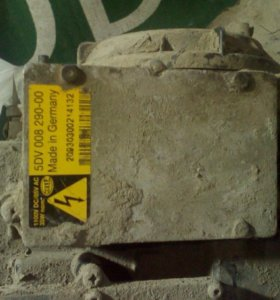 Блок розжига и блок управления на майбох правая фа