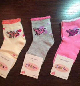 Носочки для девочек