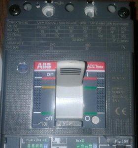 Выключатель автоматический ABB sace Tmax XT2 N 160