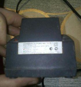 Зарядник для шуруповерта