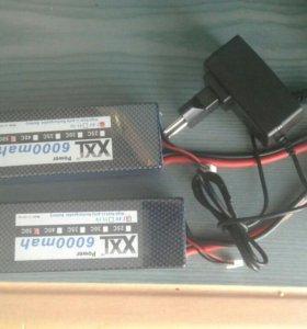 Батареи для квадрокоптера