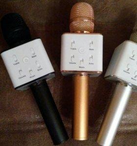 Караоке микрофон 🎁суперподарок меломану