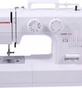 Швейная машинка Janome Juno 1512