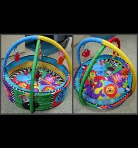 Детский коврик-бассейн