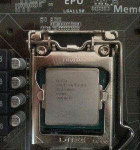 Материнская плата, процесор i5 , оперативная пам