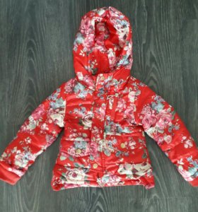 Курточка на девочку р 86