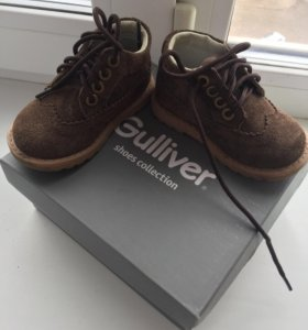 Ботиночки детские Guliver,18 размер