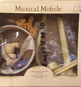 Мобиль музыкальный Мазекеа.