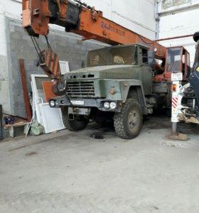 Автокран Краз 260