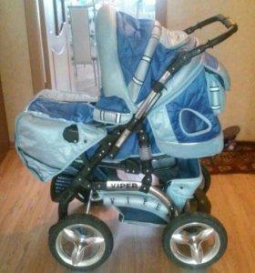 коляска детская трансформер