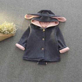 Детская кофта-куртка