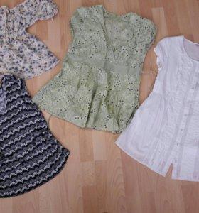 Блузки для беременных 42-44