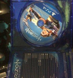 Продам эксклюзив PS4 Horizon Zero Dawn