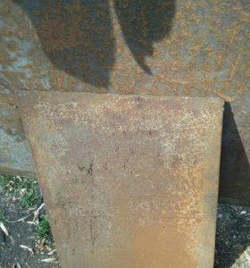 Лист железа 40*50 см