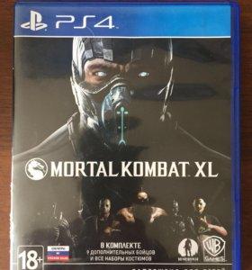 Продам Mortal Kombat XL
