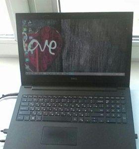 Dell ноутбук