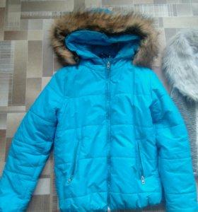 Куртка и желетка