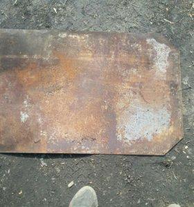 Железный лист