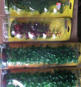 Продам искусственные аквариумные растения
