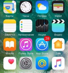 iPhone 5 32г чёрный