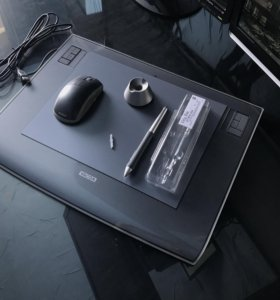 Графический планшет WACOM Intuos 3 A4 (PTZ-930G)