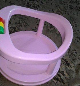 Принадлежности для купания младенца