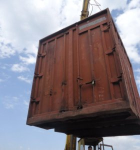 Морской контейнер типа 5 тонн