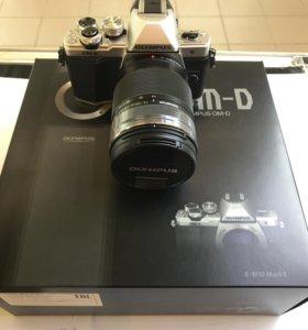 olympus om-d e-m10 mark ii kit 14-150mm ii новый