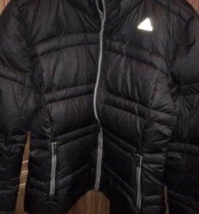 Курточки от Адидасс.
