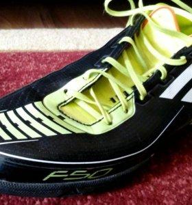 Фут-залки Adidas F50
