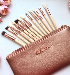 Набор кистей для макияжа ZOEVA