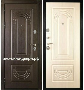 Дверь метал. Стандарт плюс