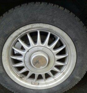Продам колеса 155-70R13
