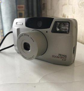 фотоаппарат canon prima zoom 65