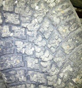 Зимние шипованные шины Nokian Hakka 1 195 65 R15