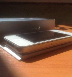 Apple iPhone 4 16Gb White