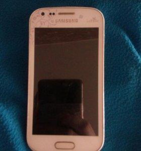 Телефон Samsung Galaxy S DUOS La'Fleur