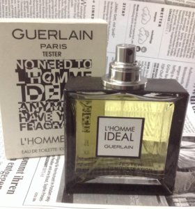 Tester Guerlain Ideal L'Homme 100 ml