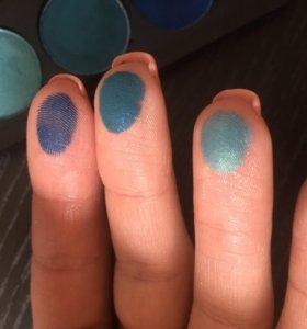 Палетка теней от Make up atelier