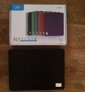 Продам подставку для ноутбука. DeepCool N1.