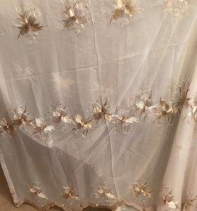 Тюль шторы занавески