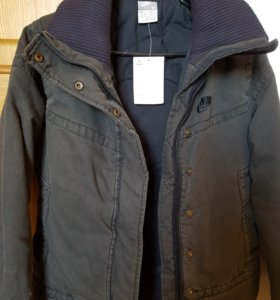 Куртка теплая новая xs-s