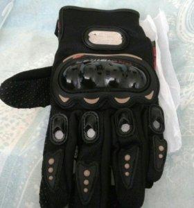 Мотоперчатки pro biker