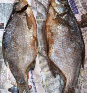 Рыба вяленная