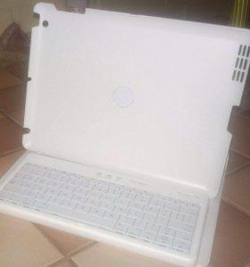 Bluetooth клавиатура на iPad 1 - iPad 3