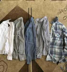 Новые качественные красивые блузки/рубашки